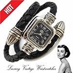Vintage Women Bracelet Ladies Quartz...