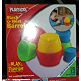 Playskool Stack and Nest Barrels