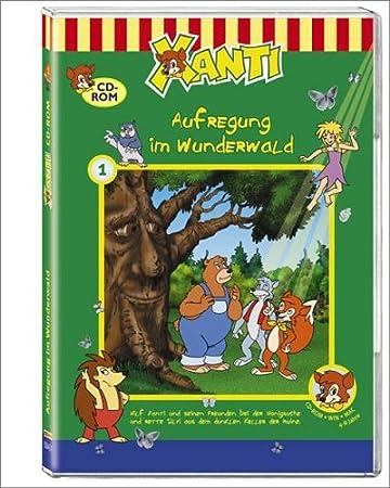 Xanti - Aufregung im Wunderwald