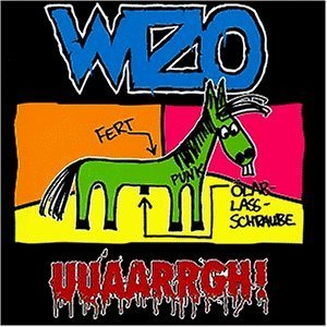 Uuaarrgh by Wizo (1994-08-01)