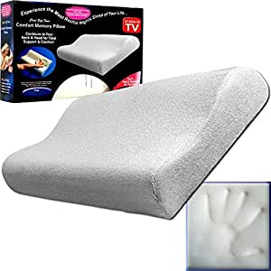USD20 Amazon Gift Card Wedding Registry : Amazon.com: Comfort Memory Pillow - Cloud Soft Foam: Home & Kitchen