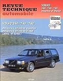 echange, troc Etai - Revue Technique Automobile  479.3 volvo 240-740 et 760 essence et diesel
