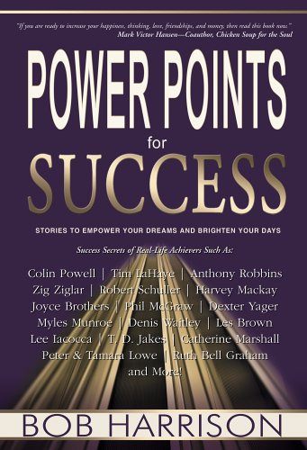 Power Points For Success, Bob Harrison