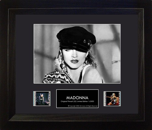 Buy Low Price Film Cells Madonna (S2) Single Film Cell Figure (B002EWYN3C)