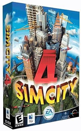SimCity 4 (Mac)