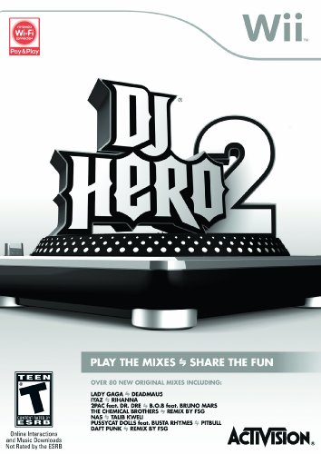 51N7at8f2cL Buy  DJ Hero 2