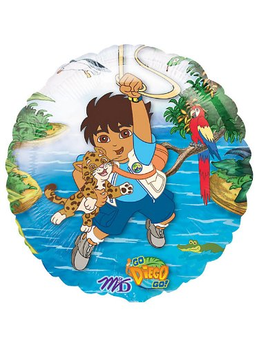 Diego Balloon (each) - 1
