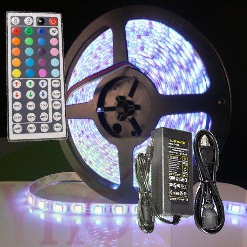 Yhg (Smd 5050) Rgb Multicolor Led Light Strip Kit - Weatherproof
