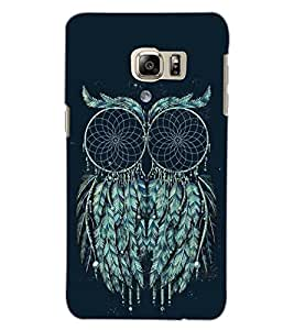 Axes Premium Designer Back Cover for Samsung Galaxy Note7 (-d950