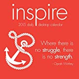 2015 Inspire Daily Desktop Calendar