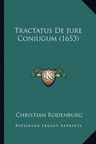 Tractatus de Jure Conjugum (1653)