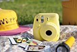 Fujifilm Instax Mini 8 Instant Film Camera (Yellow)