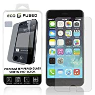 Eco-Fused Premium Tempered Glass Screen Protector for iPhone 6 Plus / 6S Plus – Glass Screen…