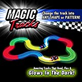 Magic Tracks AS SEEN ON TV!! New! (Free Bonus Glow In the Dark Stick and hot wheels car Included)
