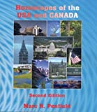 img - for Horoscopes of the USA and Canada by Marc H. Penfield (2005-06-22) book / textbook / text book