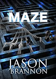 The Maze - a terrifying journey through a world of darkness where souls hang in the balance (Paranormal Suspense)