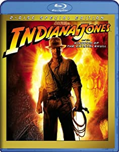 Indiana Jones & The Kingdom Of Crystal Skull (Blu-ray)