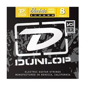 Dunlop DEN0838 Extra Light 8-38 Nickel Electric Guitar Strings