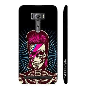 Asus ZenFone Selfie Punk Skull designer mobile hard shell case by Enthopia