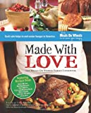 img - for Made With Love: The Meals On Wheels Family Cookbook book / textbook / text book