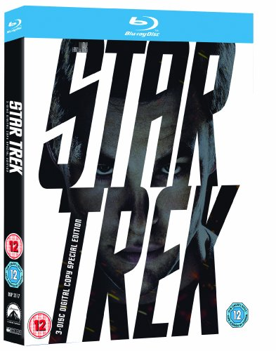 Star Trek [Blu-ray] [UK Import]