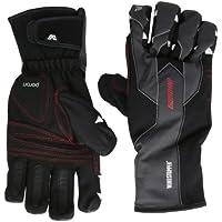 Gordini Mens Swagger Gloves (Black/Gunmetal)