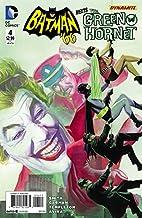 Batman 66 Meets Green Hornet #4 (Of 6) by…