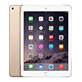 Apple iPad Air 2 24,6 cm (9,7 Zoll) Tablet-PC (WiFi, 16GB Speicher) gold