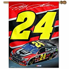 Jeff Gordon 27x37 Banner by WinCraft