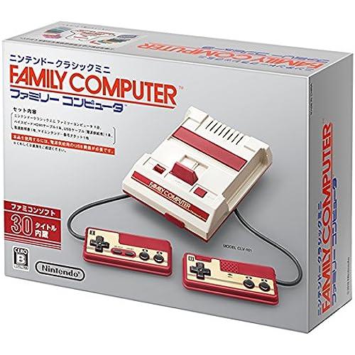 닌텐도 클래식 미니 FAMILY COMPUTER