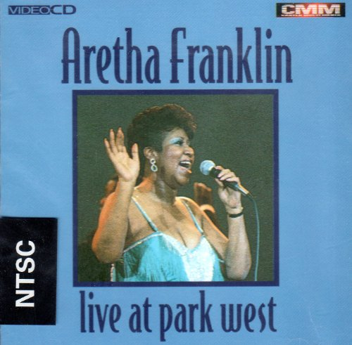 Aretha Franklin Live at Park West VCD