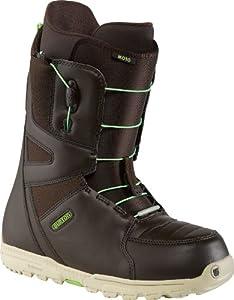 Burton Herren Snowboardschuhe Snowboard Boots Moto, brown/green, 6.0, 10436100