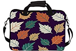 Snoogg Seamless Leaf Pattern 13