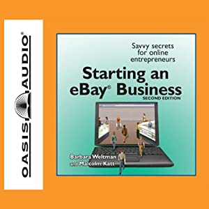The Complete Idiot's Guide to Starting an Ebay Business Audiobook