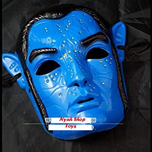 Boys Avatar Jake Sully Mask