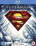 Superman Movie Collection 1-5 [Reino Unido] [Blu-ray]