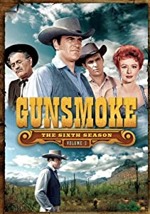 Gunsmoke: The Sixth Season, Vol. 2 from Paramount
