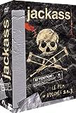 echange, troc Coffret Jackass 3 DVD : Le Film + Vol.2 et 3
