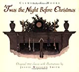 'Twas the Night Before Christmas (0618615105) by Clement Clarke Moore