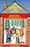 Babysitters' Winter Holiday (Babysitters Club Specials) (0590766317) by Ann M. Martin