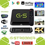 G-Streamer Octo Core Android TV Box w...