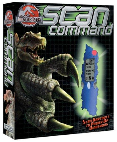 Scan Command: Jurassic Park