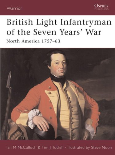 British Light Infantryman of the Seven Year