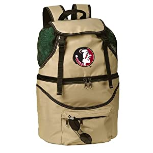 NCAA Florida State Seminoles Zuma Insulated Backpack by Picnic Time