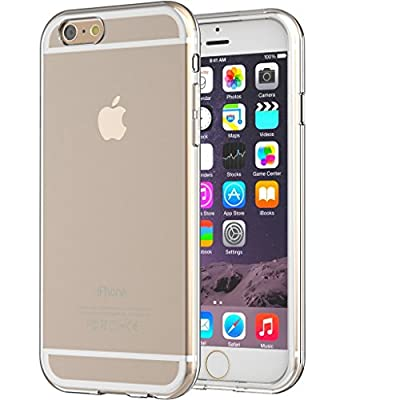 iPhone 6 Case,HYAIZLZ(TM)High-end Diamond Bumper Case for iPhone 6 4.7 from HYAIZLZ