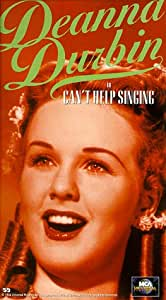 Can't Help Singing [VHS]
