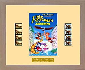 Rescuers Down Under - Double Film Cell