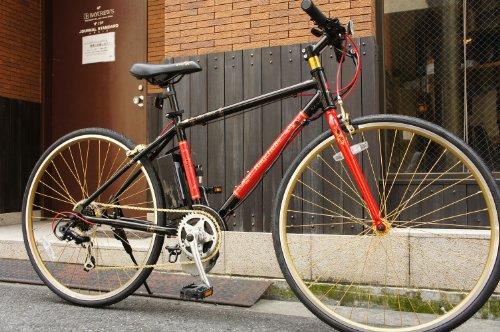 Raychell+(レイチェルプラス) 700Cアルミ製シマノ7段変速電動アシストクロスバイク[リチウムイオンバッテリー使用・クイックリリースハブ/コイルワイヤー錠/前後シリコンLEDライト標準装備] ブラック R+721EA Bici Rosa