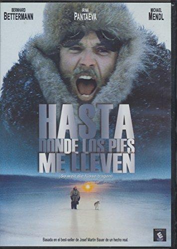 Hasta Donde Los Pies Me Lleven [DVD]