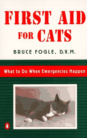 First Aid for Cats: What to do When Emergencies Happen